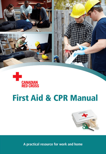 Canadian Red Cross First Aid & CPR Manual