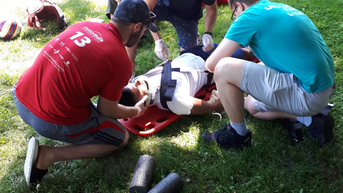Standard First Aid CPR C and AED
